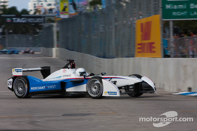 Scott Speed, Andretti Autosport