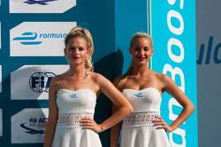 Девушки Formula E