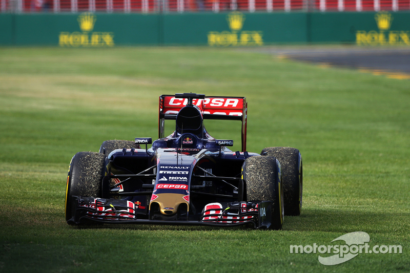 Гран При Австралии, 15 марта. Машина Макса Ферстаппена