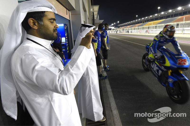 Maverick Vinales, Suzuki MotoGP Takımı