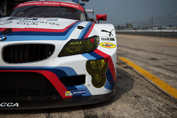#25 BMW Team RLL BMW Z4 GTE: Bill Auberlen, Дірк Вернер, Augusto Farfus