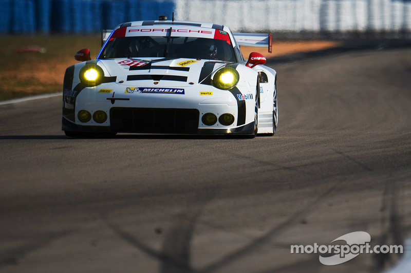 #911 Porsche Team North America, Porsche 911 RSR: Nick Tandy, Richard Lietz, Patrick Pilet