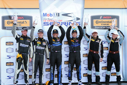 ST-Podium: 1. Greg Liefooghe, Eric Zimmermann; 2. Ted Giovanis, David Murry; 3. Stevan McAleer, Chad McCumbee
