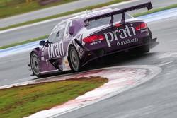 #1 Prati-Donaduzzi Peugeot: Antonio Pizzonia, Bruno Senna