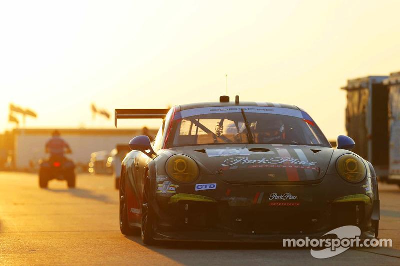#73 Park Place Motorsports,保时捷911,美洲GT: Patrick Lindsey, Spencer Pumpelly, Jim Norman