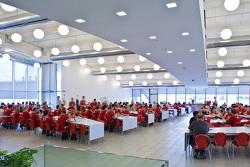Ferrari, Werksrestaurant