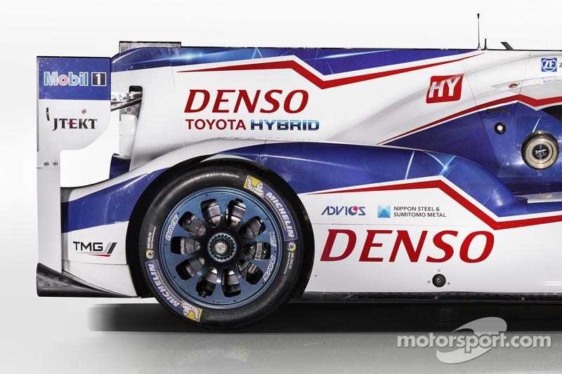 Der Toyota TS040 2015