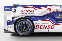 The 2015-spec Toyota TS040