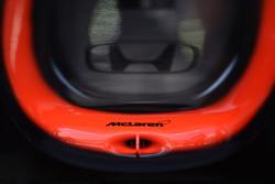 Носовой обтекатель McLaren MP4-30