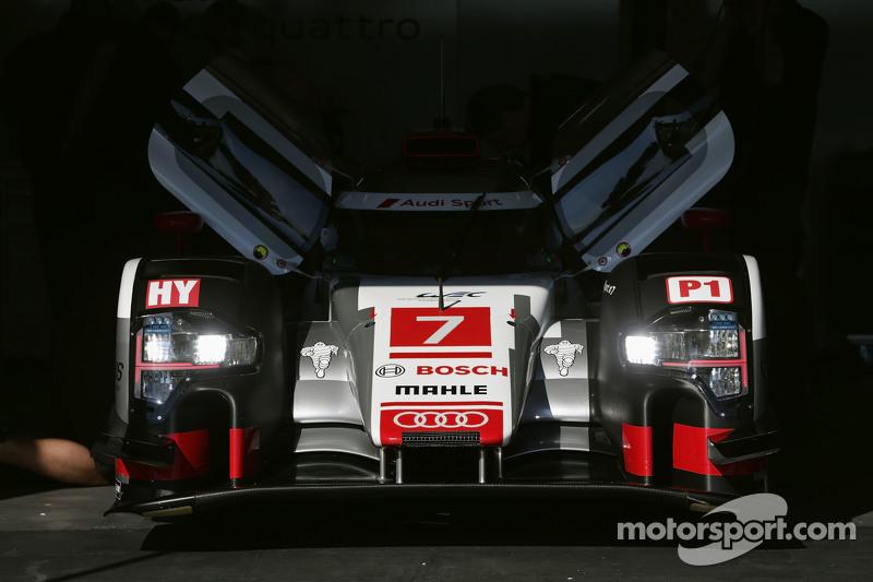 #7 奥迪运动车队,奥迪R18 e-tron quattro