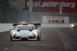 #37 Blancpain Racing, Lamborghini Gallardo GT3 FL2: Maximilian Voelker