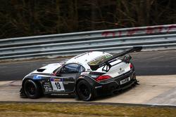 #19 BMW Sports Trophy Team Schubert BMW Z4 GT3: Dirk Werner, Marco Wittmann, Alexander Sims