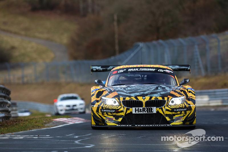 #36 Walkenhorst Motorsport, BMW Z4 GT3: Felipe Laser, Michaela Cerruti, John Edwards