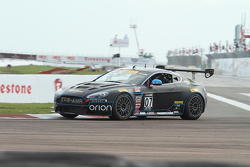 #07, TRG-AMR阿斯顿·马丁Vantage GT4: Max Riddle