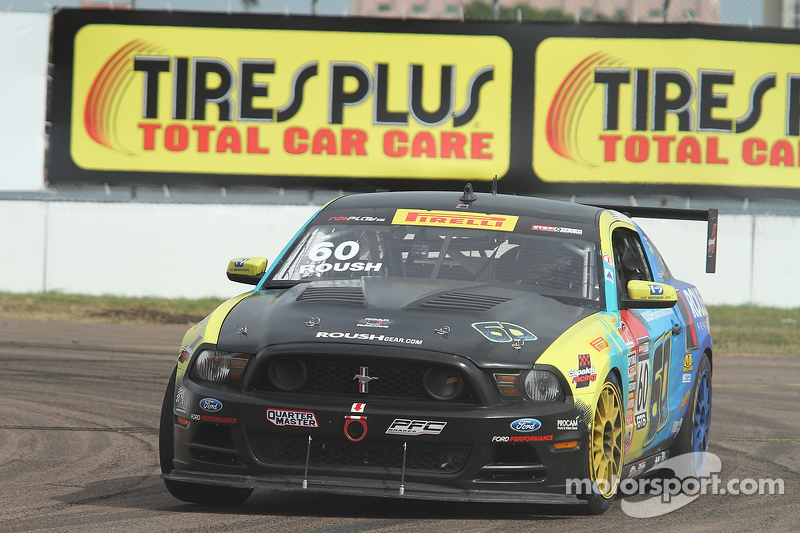 #60 Capaldi Racing Ford Boss 302: Jack Roush Jr.