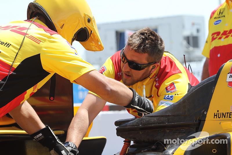 Angestellte von Andretti Autosport