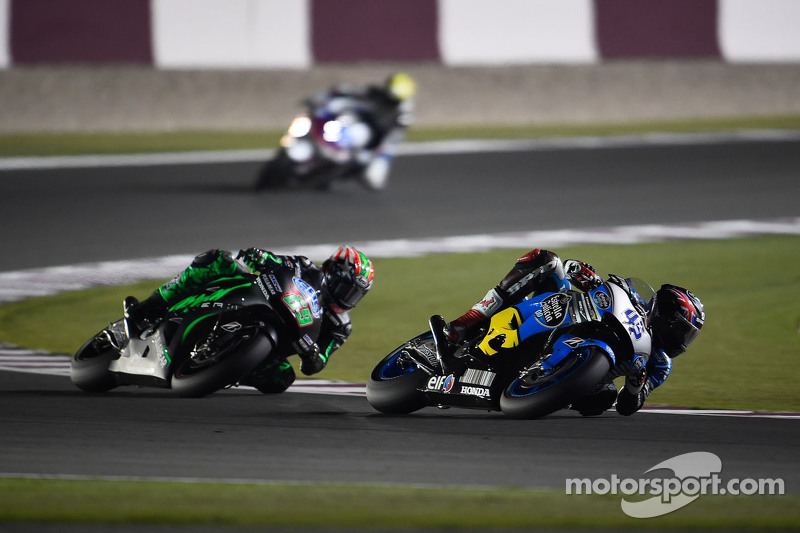 Scott Redding, Marc VDS dan Nicky Hayden, Aspar Racing Team