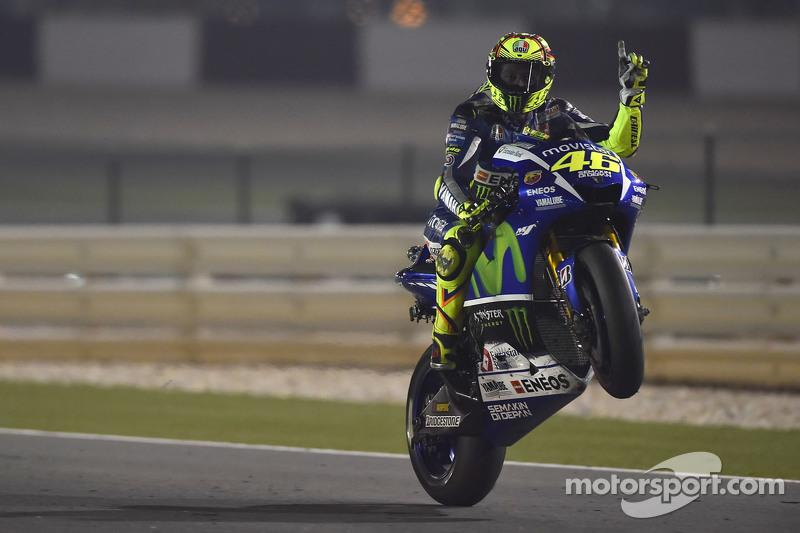 Diaporama - Qatar 2015, le retour de Rossi - Motorsport.com