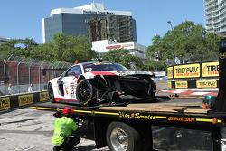 #23 M1 Racing Audi R8 LMS: Уолт Боулин