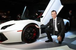 Lamborghini Aventado Pirelli edition