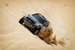 Владимир Васильев. Ралли-рейд Abu Dhabi Desert Challenge 2015