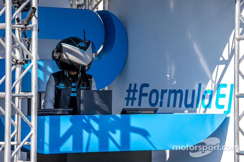 Formula E mascot