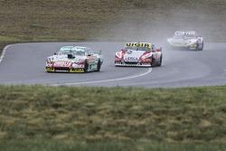 Facundo Ardusso, Trotta Competicion, Dodge; Juan Manuel Silva, Catalan Magni Motorsport, Ford, und Juan Marcos Angelini, UR Racing, Dodge