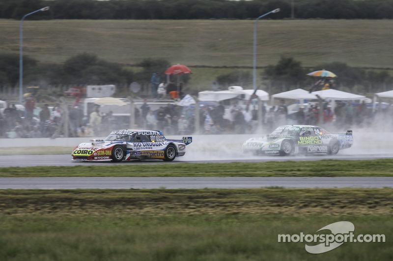 Lionel Ugalde, Ugalde Competicion, Ford, und Emiliano Spataro, UR Racing, Dodge