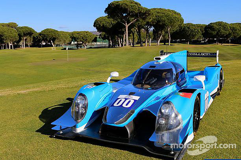 Algarve Pro Racing Team Ligier JS P2