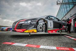 #1 比利时奥迪俱乐部车队,WRT奥迪R8 LMS Ultra: Robin Frijns, Laurens Vanthoor