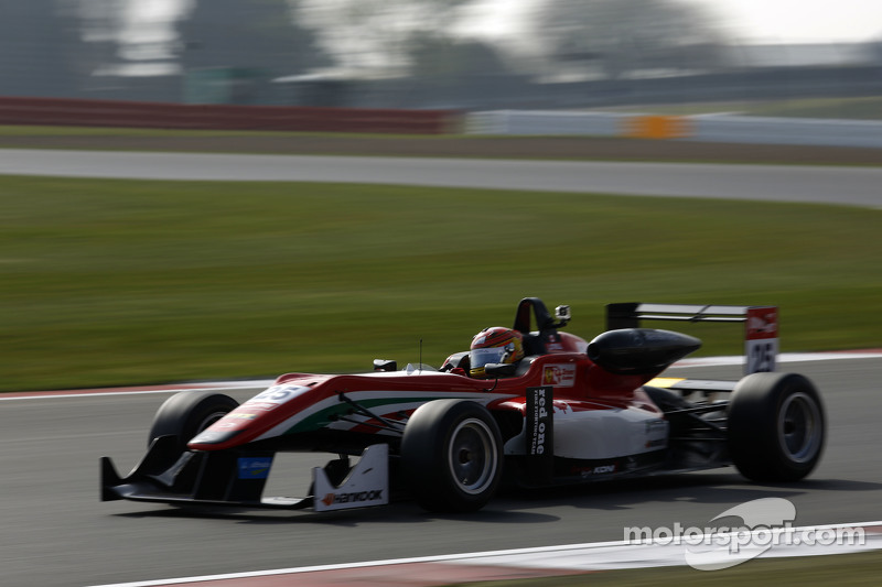 Lance Stroll, Prema Powerteam, Dallara F312 Mercedes-Benz
