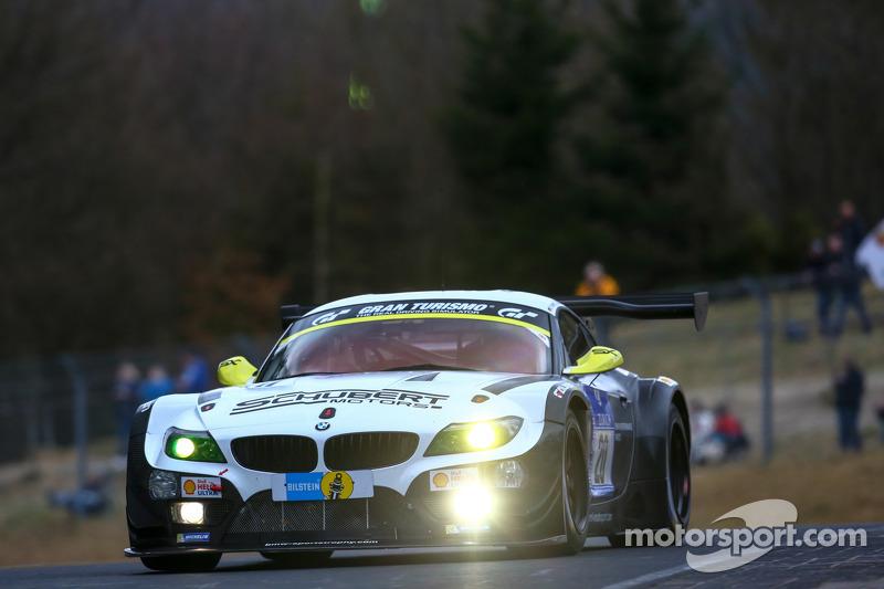 #20 BMW Sports Trophy Team Schubert, BMW Z4: Dominik Baumann, Jens Klingmann, Claudia Hurtgen, Martin Tomczyk