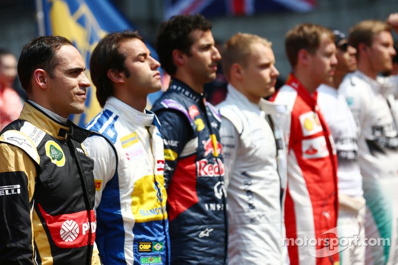 帕斯托·马尔多纳多, 路特斯F1车队,在起步线上