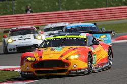 #97 Aston Martin Racing Vantage V8: Даррен Тернер та Стефан Мюке
