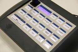 Пульт управления электронными флагами Сочи Автодрома