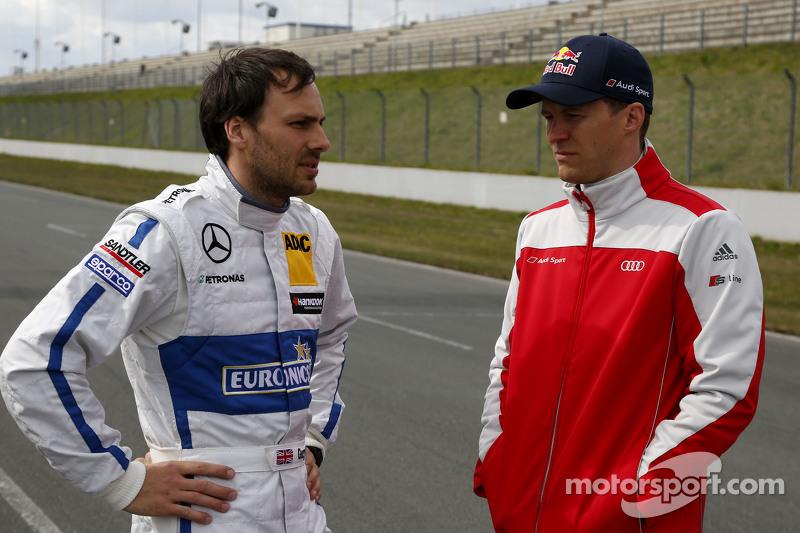 Gary Paffett, Audi Sport Team Abt Sportsline, Audi A5 DTM