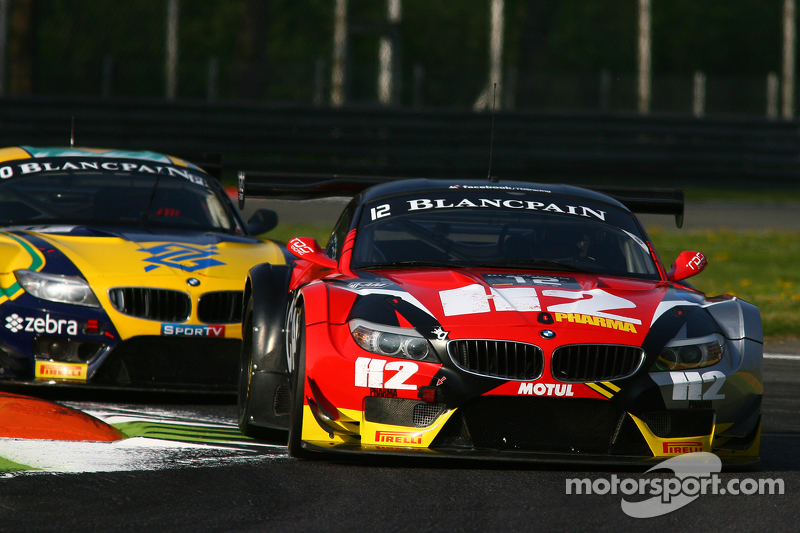 #12 TDS Racing, BMW Z4: Eric Dermont, Henry Hassid, Franck Perera