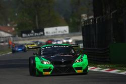 #78 Team Russia, BMW Z4: Leonid Matchitski, Timur Sardarov, Jonathan Cocker