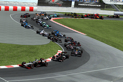 Formel SimRacing