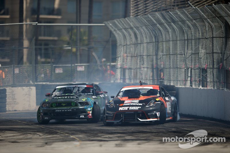 Chris Forsberg dan Vaughn Gittin Jr.