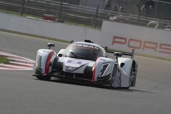 #2 Team LNT Ginetta - Nissan: Майкл Сімсон, Гейтон Палету