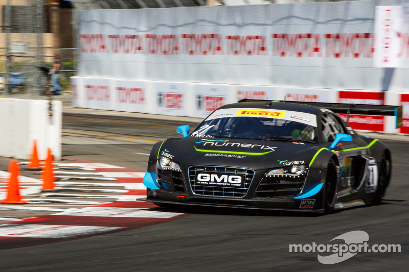 #21 Global Motorsports Group, Audi R8 LMS Ultra: David Welch