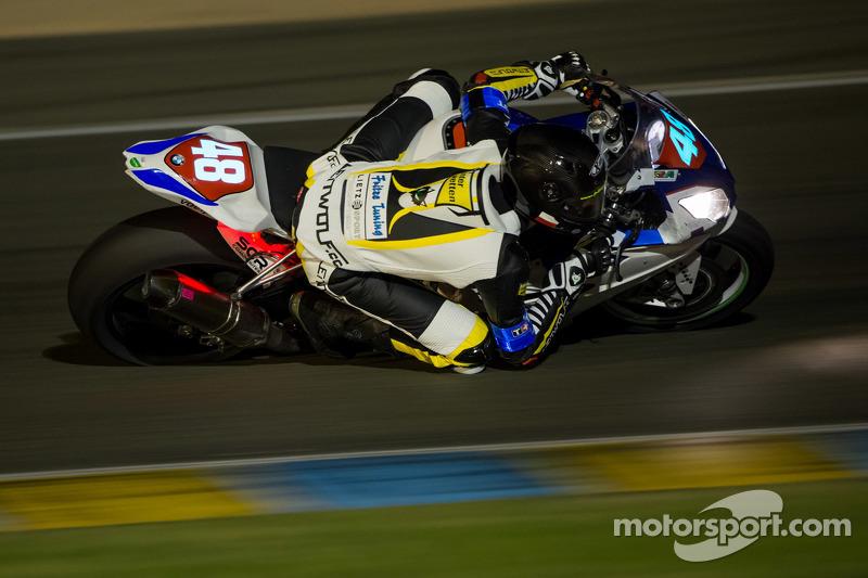 #48 BMW: Marco Nekvasil, Stephen Mercer, Hayato Takada