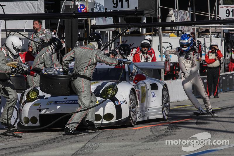 #911 保时捷北美,保时捷911 RSR: Patrick Pilet, Frederic Makowiecki
