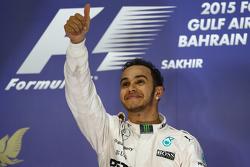 1st place Lewis Hamilton, Mercedes AMG F2