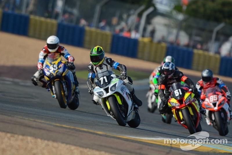 #71 Kawasaki: Emmanuel Sanchez, Eric Pepin, Jonathan Martinez, Christophe Jugnet