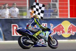 Ganador Valentino Rossi, Yamaha Factory Racing