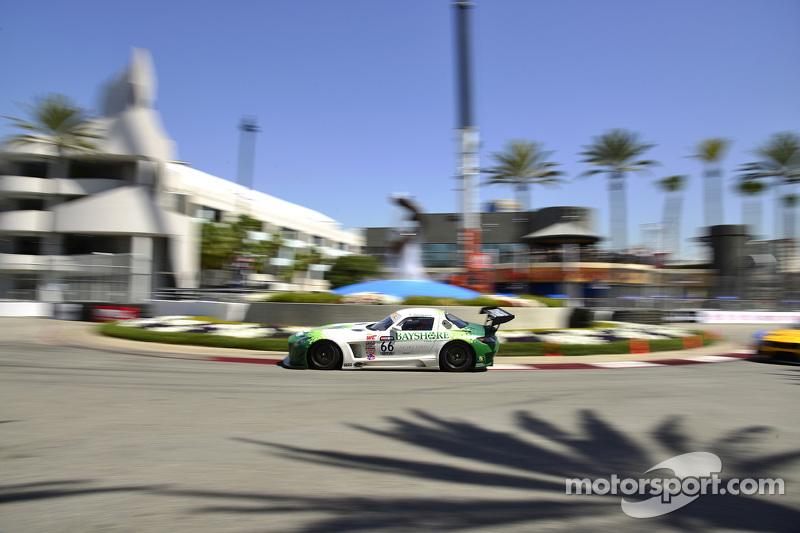 #66 DragonSpeed,梅赛德斯-奔驰AMG SLS GT3: Frank Montecalvo