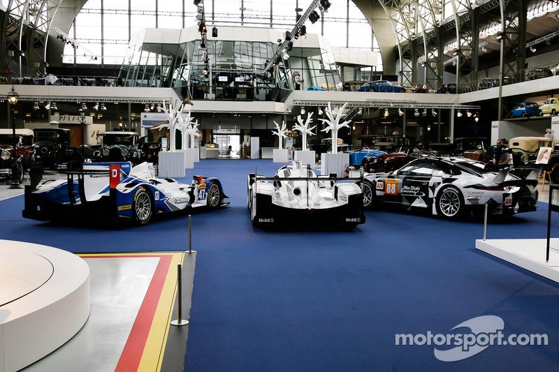#19 Porsche Team, 919 Hybrid und #47 KCMG, Oreca 05 Nissan und #88 Proton Competition, Porsche 911 RSR