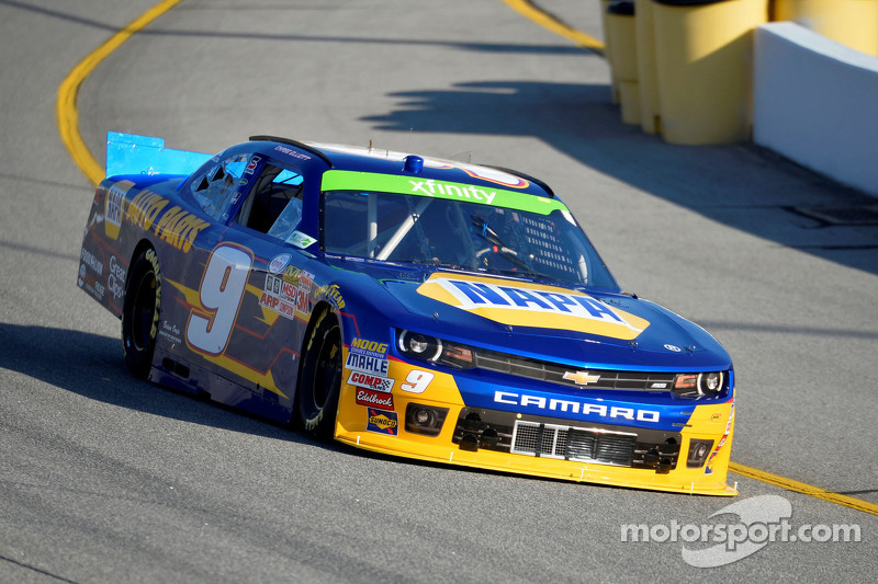 Chase Elliott, JR Motorsports, Chevrolet